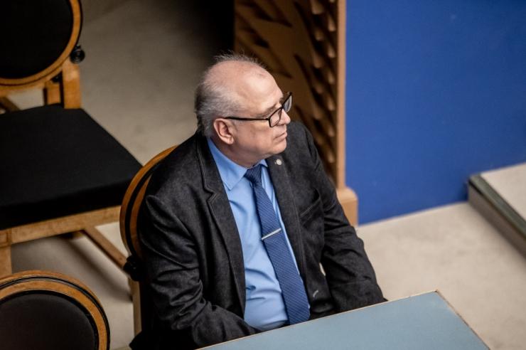 Helme tegi ettepaneku nimetada MES-i nõukokku Mart Järvik