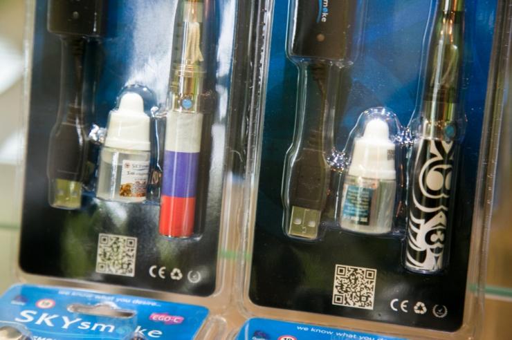 Superalko: piiril kogub populaarsust uudsete tubakatoodete müük
