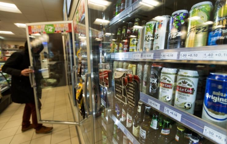 Alko1000: aktsiisilangetus pole alkoholi Eestis odavaks teinud