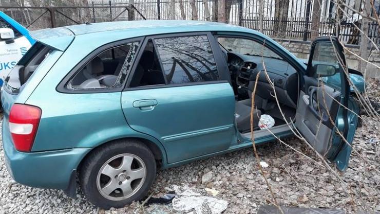 Mupo hoiatab: uinuvast autost võib mõne kuuga saada romu
