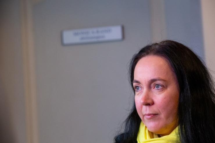 Keskerakonna juhatus heitis Monica Ranna erakonnast välja