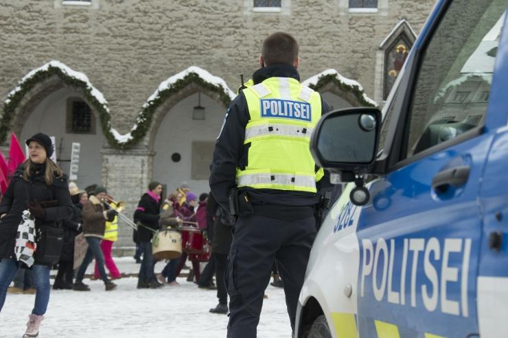 Politsei sai mullu keskmiselt 381 appikutset ööpäevas
