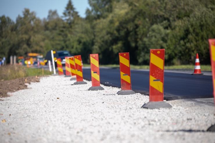 Homme suletakse Järvevana tee ülesõidu juures üks sõidurada