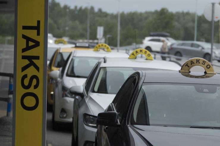 Tallinna taksod võiksid 2030. aastaks olla nullemissiooniga
