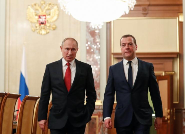Paet: Venemaa valitsuse tagandamises on tugev poliitiline loogika