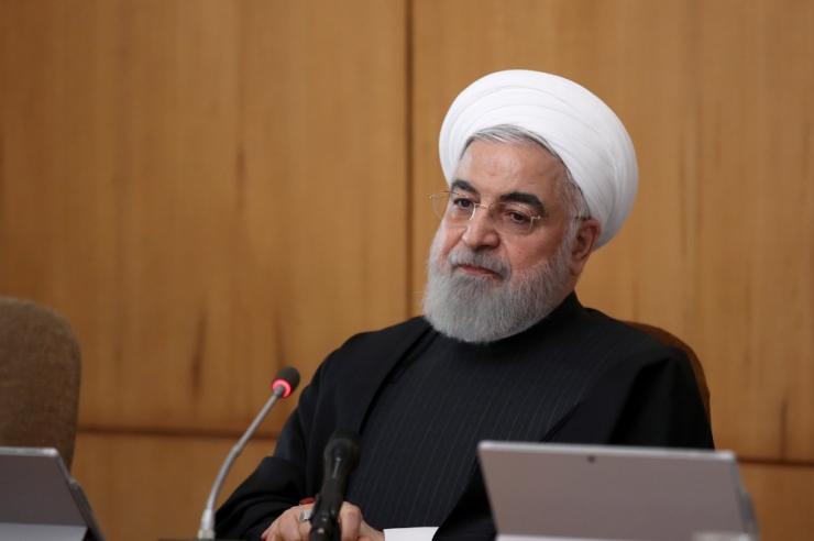 Iraani president: homme võib olla ohus Euroopa sõdur