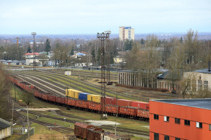 EL suunab kaubaveod maanteelt raudteele