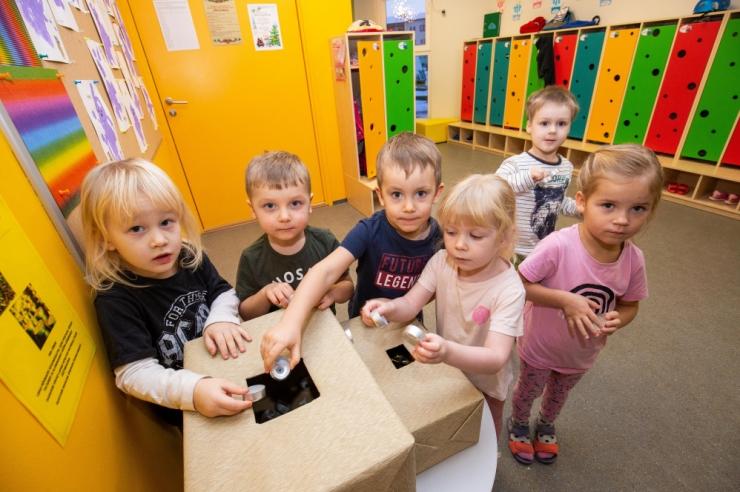 Haaberstisse rajatakse uus 14-rühmaline lasteaed 264 lapsele
