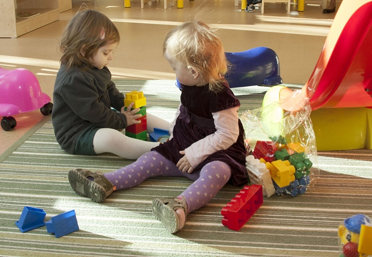 Haabersti saab aasta lõpuks juurde mitusada lasteaiakohta