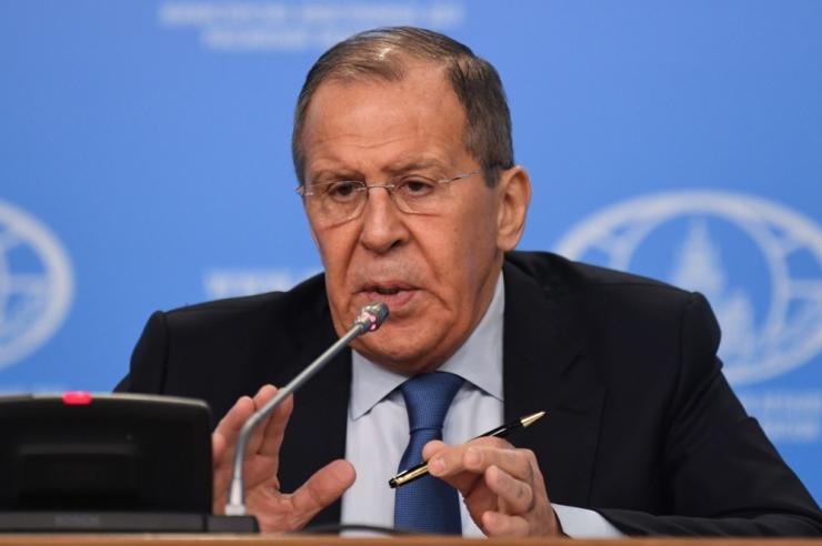 AK: Lavrov kritiseeris Eesti tegevust seoses Sputnikuga