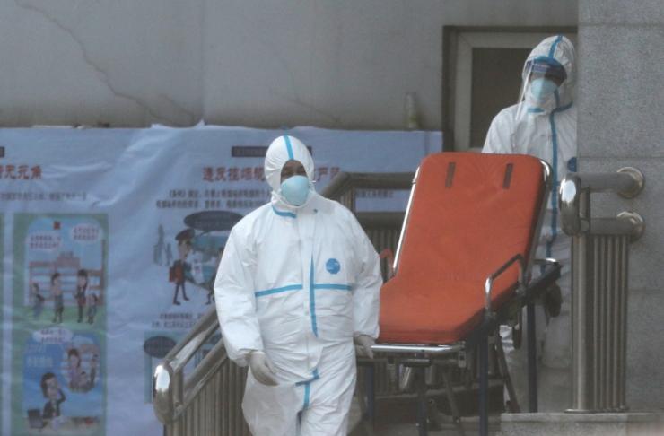 Salapärane Hiina viirus kandub inimeselt inimesele