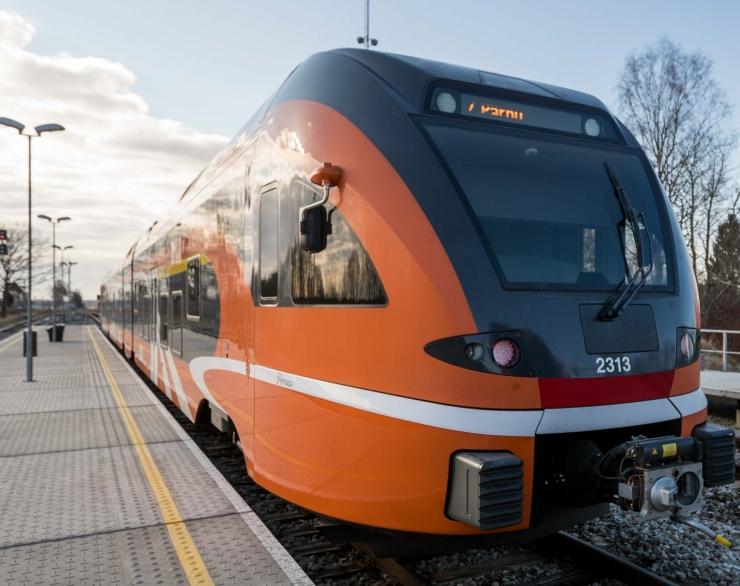 Elron kuulutas välja hanke kuue rongi ostmiseks