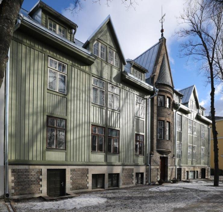 Tallinn alustab restaureerimistoetuse taotluste vastuvõttu