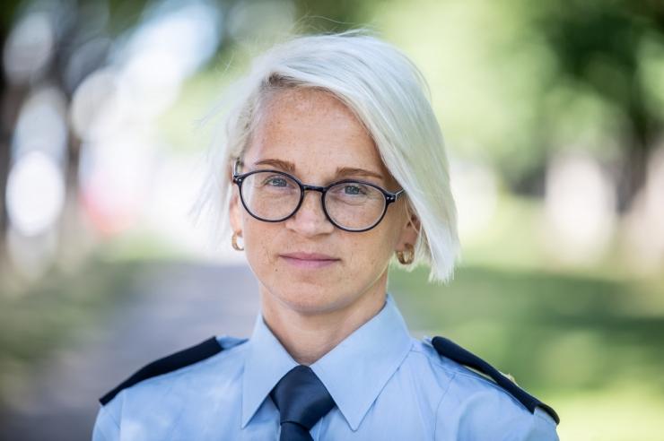Karskusliit valis aasta tegijaks politseinik Sirle Loigo