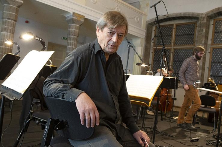 KUULUS DIRIGENT: Tulen Tallinna orkestri juurde nagu oma koju
