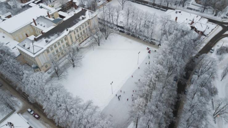 Rahvusvahelise energiasäästuvõistluse võitis Miina Härma gümnaasium