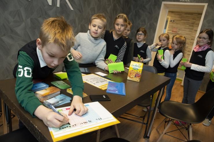 Ettevõtlusküla  õpetab lapsi oma unistusi ellu viima