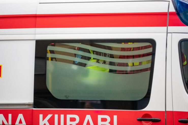 Tallinnas hukkus sõidukilt löögi saanud jalakäija
