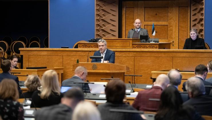 """VIDEO! Riigikogu liige Korobeinik: eesmärk on """"hall pass"""" likvideerida"""