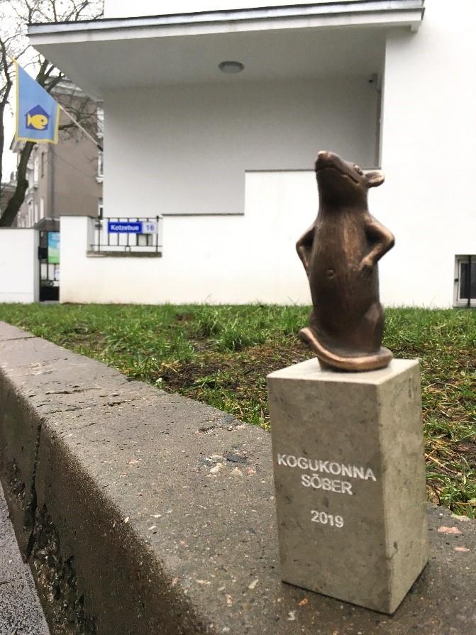 2019. aasta kogukonna sõbra tiitli pälvis Kalamaja Muuseum