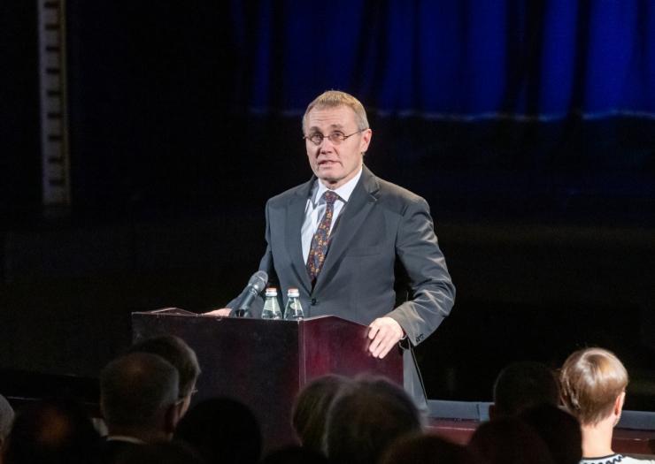 Kultuuriminister peab riigikogus kultuuripoliitika aastakõne