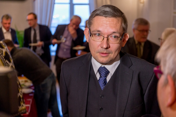 Postimehe peatoimetajaks saab Mart Raudsaar