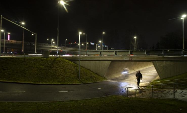 VIDEO! Haabersti viaduktile ja tunnelitele määrati nimed