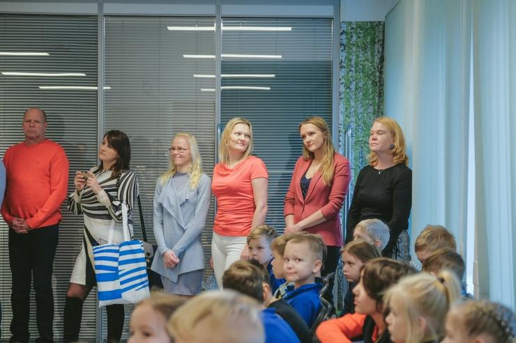 FOTOD JA VIDEO! Tallinn avas ettevõtlusküla lastele ja noortele