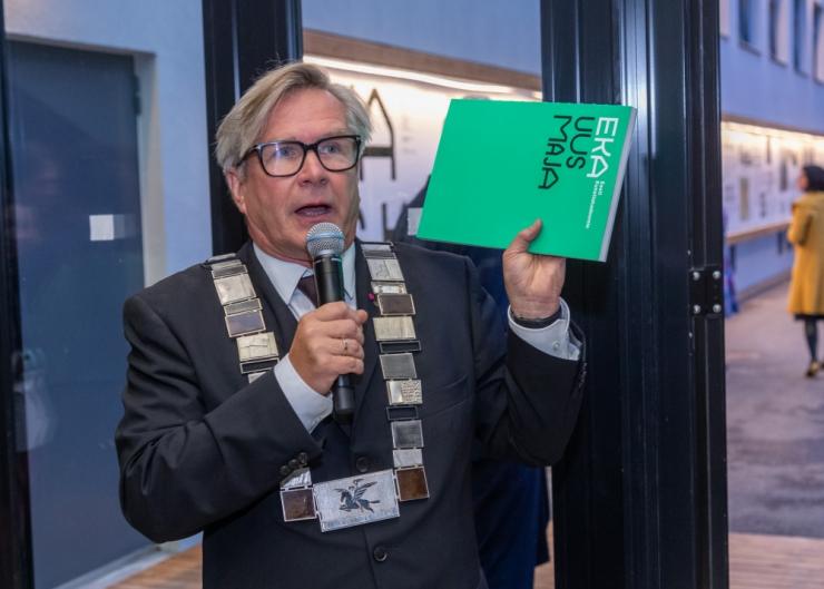 Mart Kalm valiti Eesti Kunstiakadeemia rektoriks tagasi