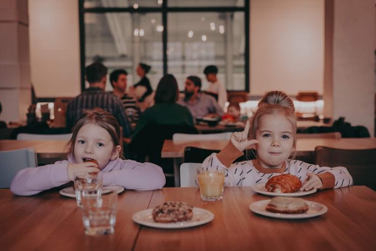 Eestis elavad ameeriklased on leidnud Tallinnas koduse hommikusöögikoha