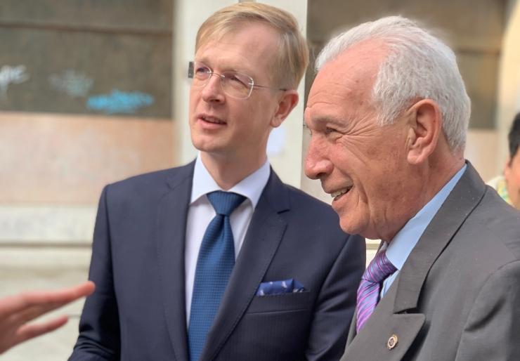 Terik: Omavalituste parem kaasamine aitab Euroopal edendada majanduskasvu