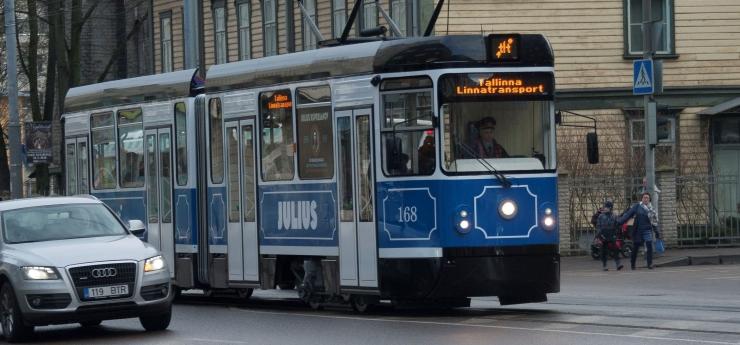 Tasuta WiFi trammides aitab mugavalt oma reisi kavandada