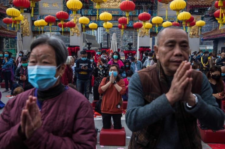 WHO: Filipiinid teatasid esimesest viirusesurmast väljaspool Hiinat