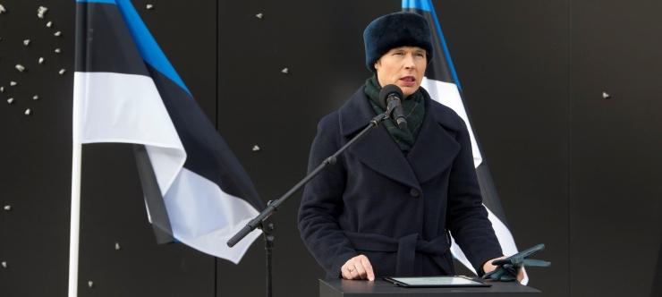Kaljulaid: Tartu rahuleping on ja jääb Eesti riigi sünnitunnistuseks
