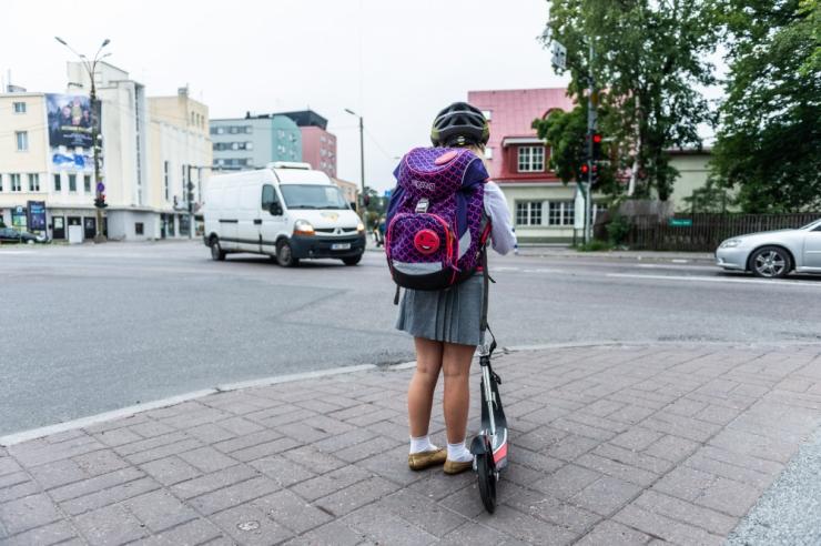 JUHTKIRI: Laske lapsed autost välja!