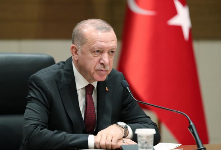 Erdoğan: Türgi ei lase Süüria vägedel Idlibis kanda kinnitada