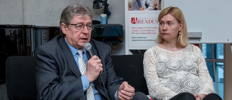 Rektor Klaassen: Maaülikoolis vallandati ahistajast professor