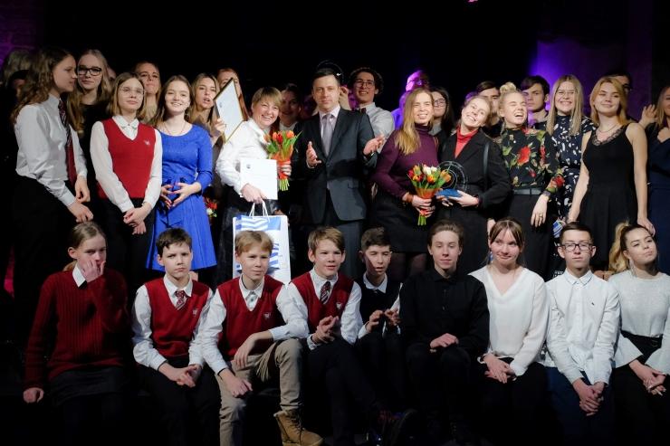 FOTOD! Tallinn kuulutas välja parimad teod ja tegijad noorsootöös
