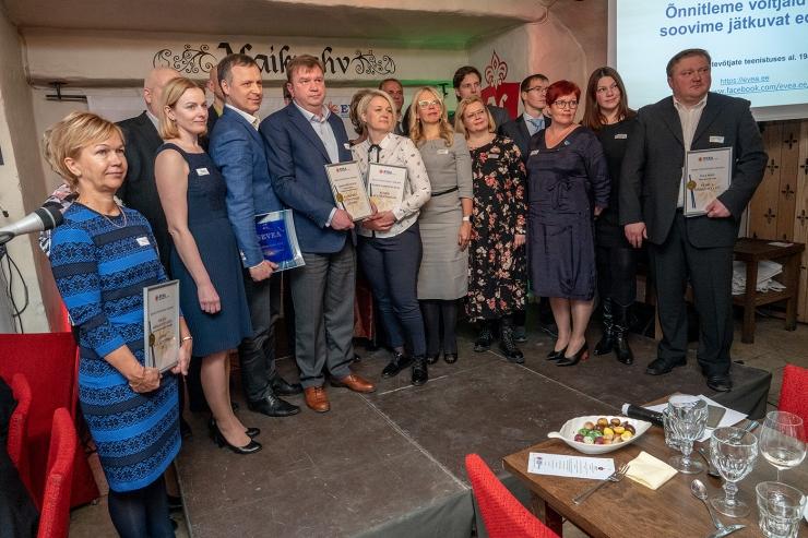 FOTOD! Maakondlike Arenduskeskuste võrgustik valiti Ettevõtluse Sõbraks