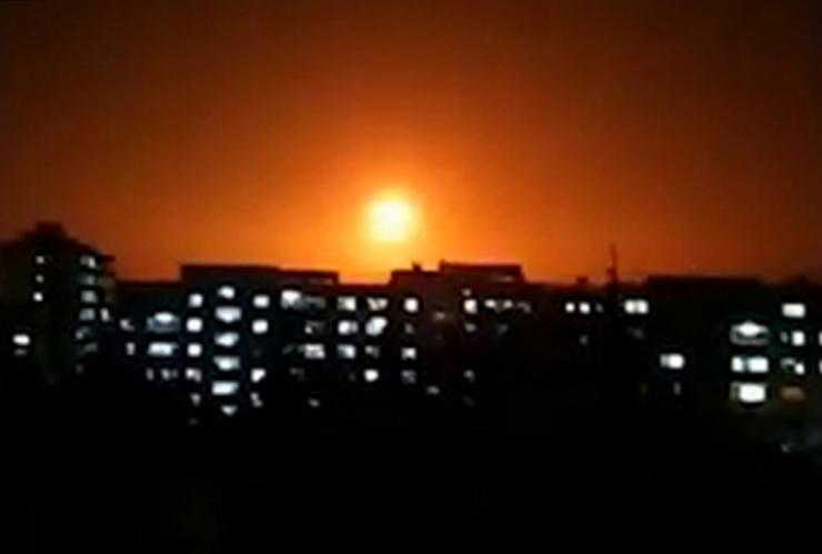Allikas: Iisraeli õhurünnakutes Süürias hukkus 23 võitlejat