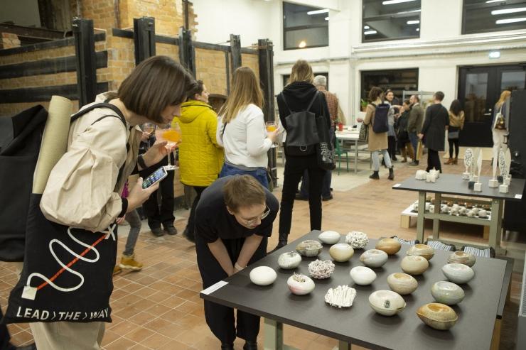 FOTOD! ARS Kunstilinnakus avati uus keskus
