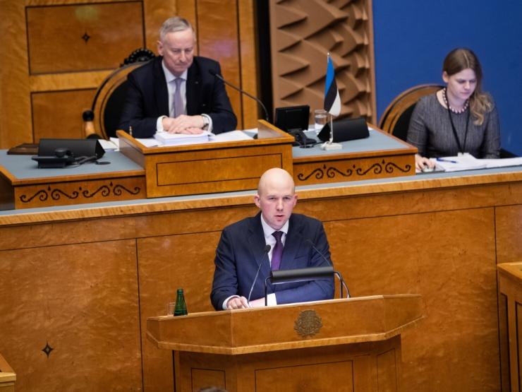 Tõnis Mölder: Riigikogu hoiatas võimaliku kahjunõude eest