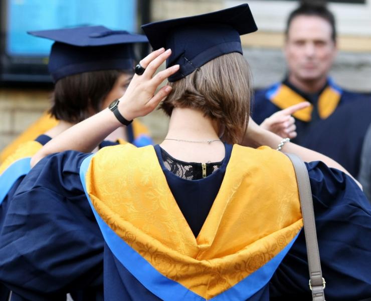 Tudeng: selleks, et Eestis midagi ära teha, tuleks enne välismaal õppida