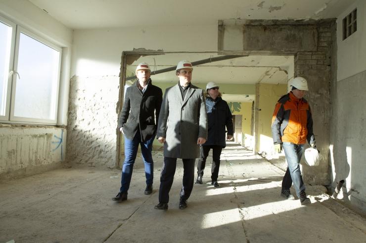 VIDEO JA FOTOD! Haaberstisse rajatakse üle viie miljoni euro maksev lasteaed