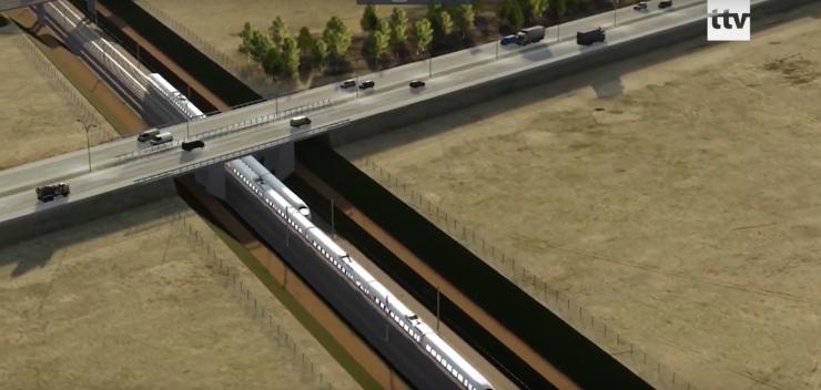 VIDEO! Balti riikide peaministrid peavad oluliseks Rail Balticu projekti
