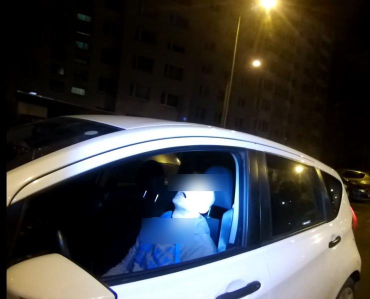 Küsige taksojuhilt, millal ta viimati magas