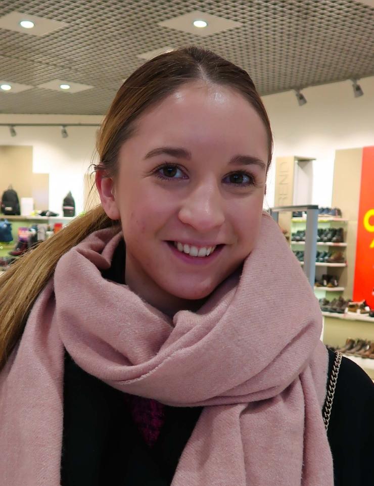 Anna (25), turundusvaldkonna töötaja: kultuurisündmusi toimub pidevalt