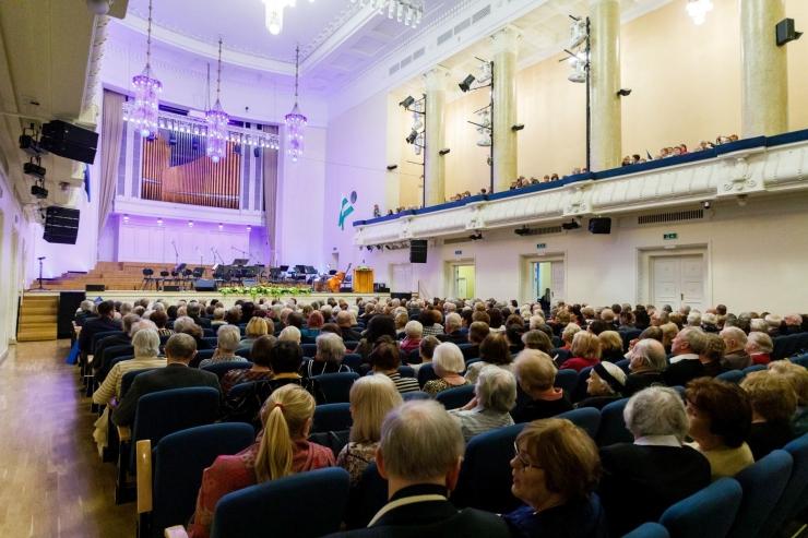 Nõmme tähistab vabariigi aastapäeva Estonia kontserdisaalis