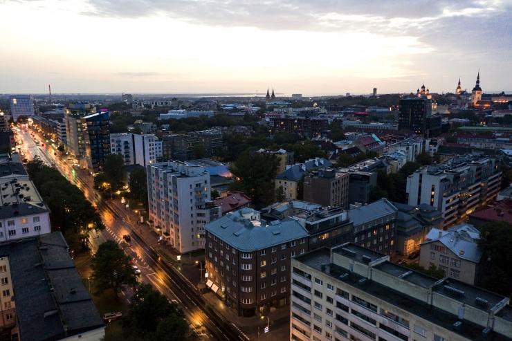 Elektrilevi jätkab Tallinna linna valgustamist ka järgmise viie ja poole aasta jooksul