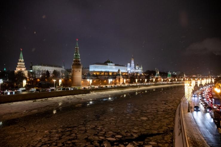 Välisluureamet: Kreml varjab sõjaohule viidates riigi siseprobleeme
